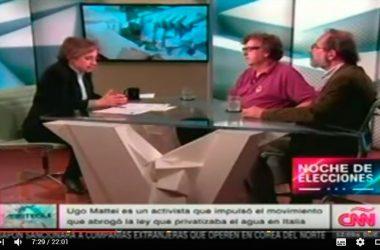 UNA INICIATIVA CONTRA LA PRIVATIZACIÓN DEL AGUA EN MÉXICO