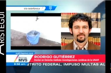Ley de Aguas busca hacer negocio y tiene carácter discriminatorio: Rodrigo Gutiérrez – YouTube