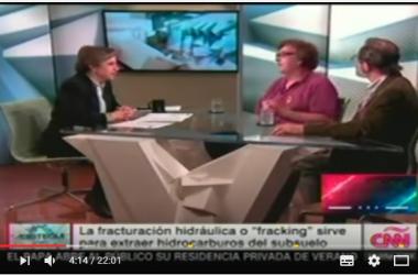 """Aristegui, Ugo Mattei y Pedro Moctezuma """"AGUA PARA TODOS"""""""