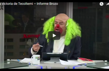 La victoria de Tecoltemi – Informe Brozo