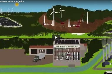 Así se ve la democracia energética
